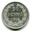 50 ПЕННИ 1914 S (ЛОТ №11)