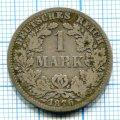 1 МАРКА 1876 ГЕРМАНИЯ (ЛОТ №24)