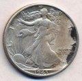 Полдоллара 1943  (США)  (лот №130)