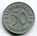 50 ПФЕННИГОВ 1944 В (ГЕРМАНИЯ) ЛОТ №13